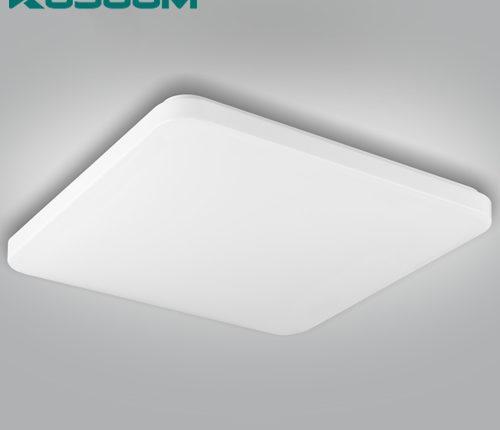 đèn led ốp trần vuông