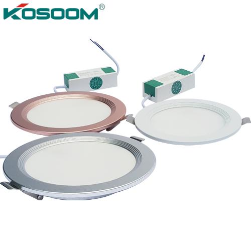 Bộ tản nhiệt của đèn LED âm trần chất lượng phải tốt