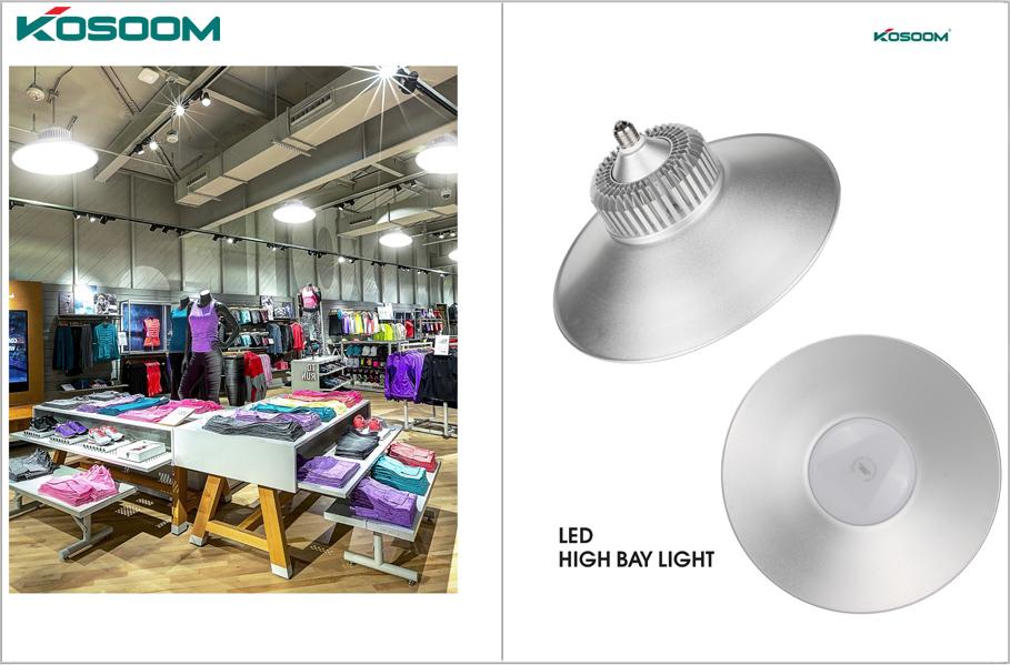 đèn led nhà xưởng 50w Kosoom