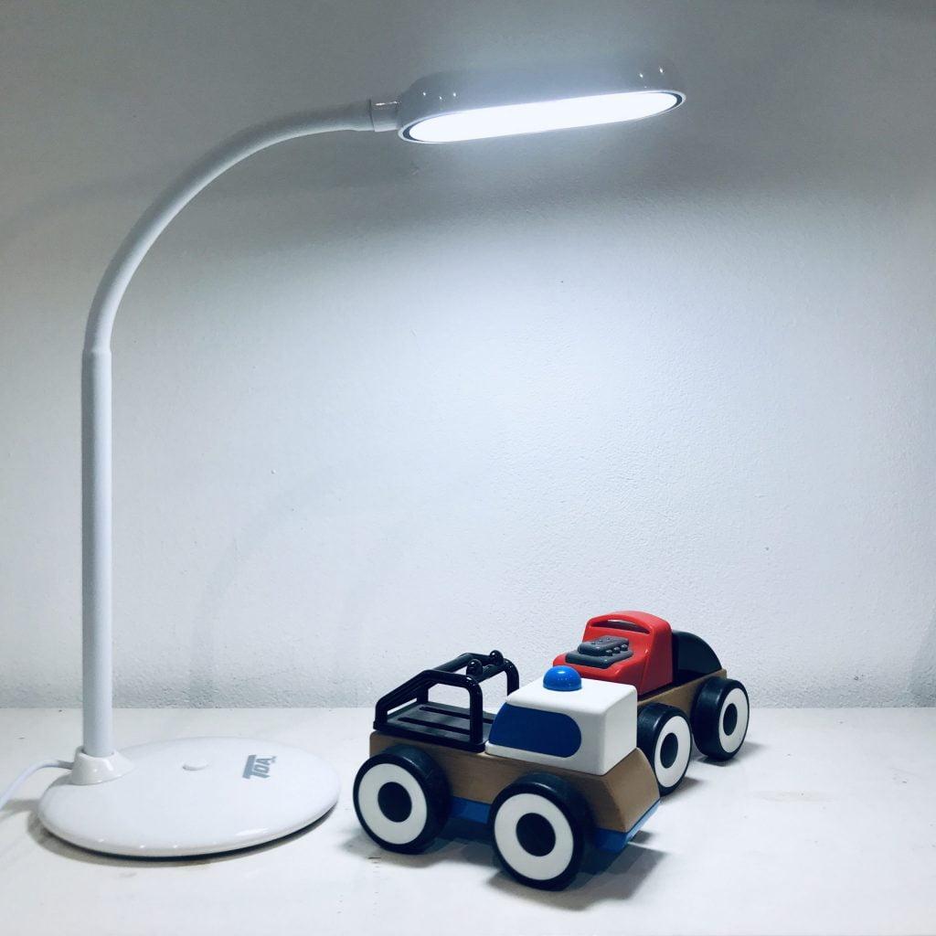 Bóng đèn LED có sinh ra nhiệt ở mức thấp