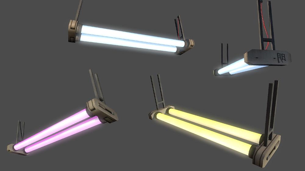 đèn huỳnh quang là gì