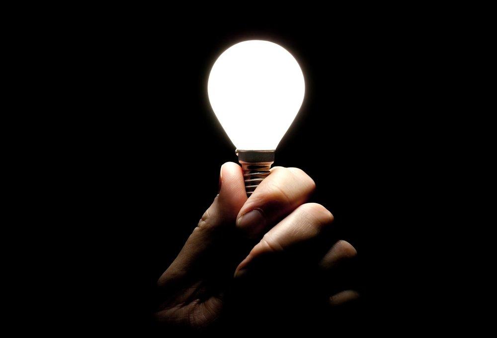 cách tính điện năng tiêu thụ của bóng đèn