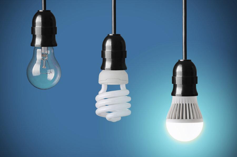 Các loại đèn chiếu sáng trong nhà